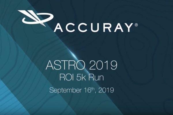 Accuray 5K Race ASTRO 2019